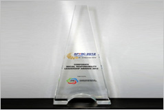 Corporate Social Responsibility Leadership Award 2012