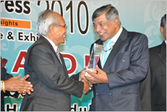 Asia Human Resource Development Congress Award 2010