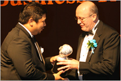 Technology Business Review Award 2006