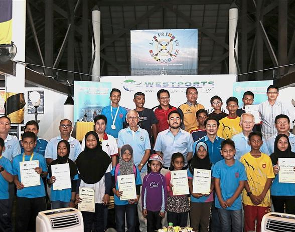 More Klang students to learn sailing