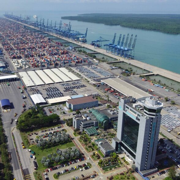 "FINANCIAL RESULTS ANNOUNCEMENT – WESTPORTS HANDLED CONTAINER VOLUME OF 4.8 MILLION TWENTY-FOOT EQUIVALENT UNITS (""TEUS"") IN 6-MONTH OF 2020"