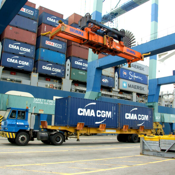 """FINANCIAL RESULTS ANNOUNCEMENT – WESTPORTS HANDLED CONTAINER VOLUME OF 7.7 MILLION TWENTY-FOOT EQUIVALENT UNITS (""""TEUS"""") IN FIRST 9 MONTHS OF 2020"""