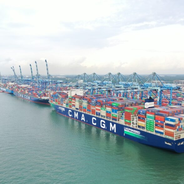 """FINANCIAL RESULTS ANNOUNCEMENT – WESTPORTS HANDLED CONTAINER VOLUME OF 2.66 MILLION TWENTY-FOOT EQUIVALENT UNITS (""""TEUS"""") IN 1Q 2021"""